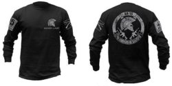 AR-15 GOA Spartan Long Sleeve Shirt