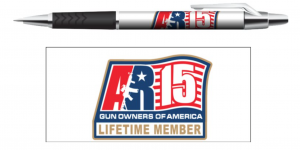 AR15GOA Lifetime Member Pen
