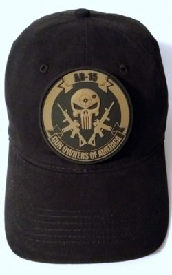 AR-15 GOA Punisher Hat