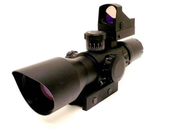 REDCON-1 3-9 x 42 (P4 SNIPER RETICLE) – V2 – BY TRINITY FORCE