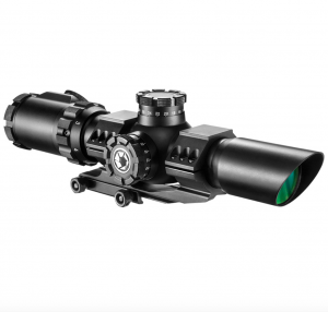AC12138 – 1-6×32 IR SWAT-AR Rifle Scope by Barska