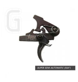 Super Semi-Automatic (SSA®) Trigger