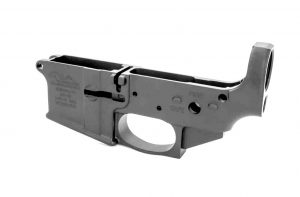 "Closed Trigger ""MULTI CAL"" AR15-A3 Lower Receiver – by Anderson Mfg."