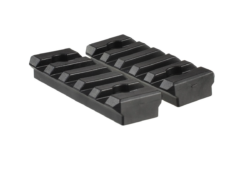 2 Piece Polymer KeyMod Short Rail Section (5 Slots) – by Strike Industries