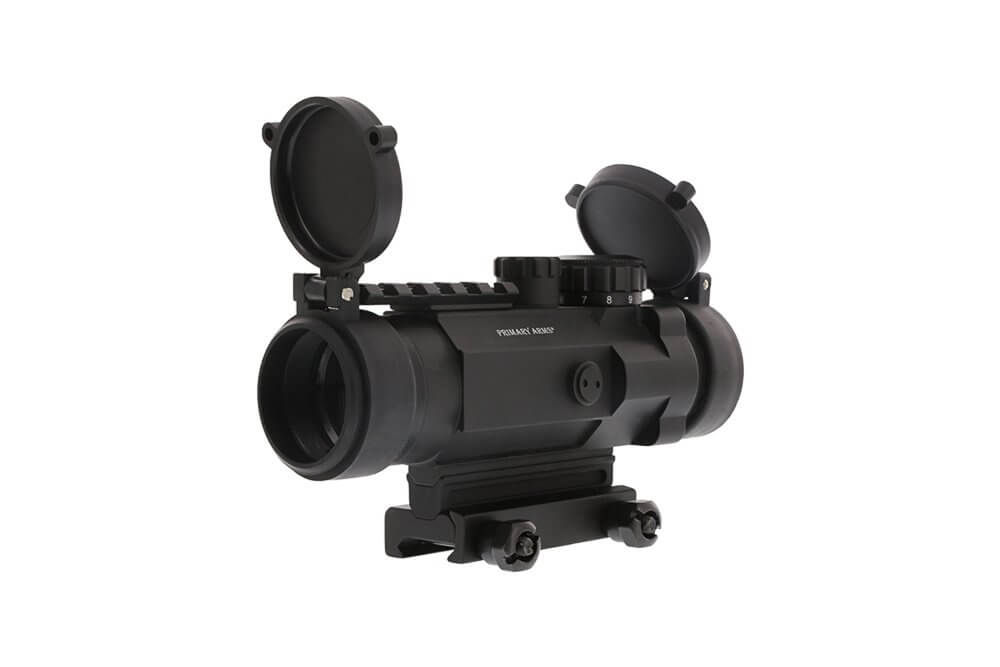 Primary Arms 3X Compact Prism Scope with the Patented 7.62X39/300BO ACSS Reticle