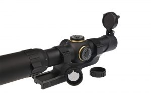PAPS1-6X Primary Arms 1-6X Scope With Patented ACSS 5.56 / 5.45 / .308 Reticle