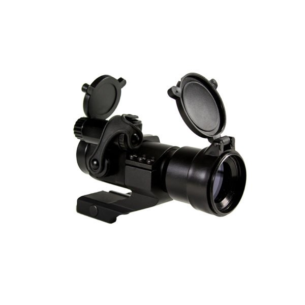 CLOSE COMBAT 1×28 RED AND GREEN DOT SIGHT (FF26002) – BY FIREFIELD