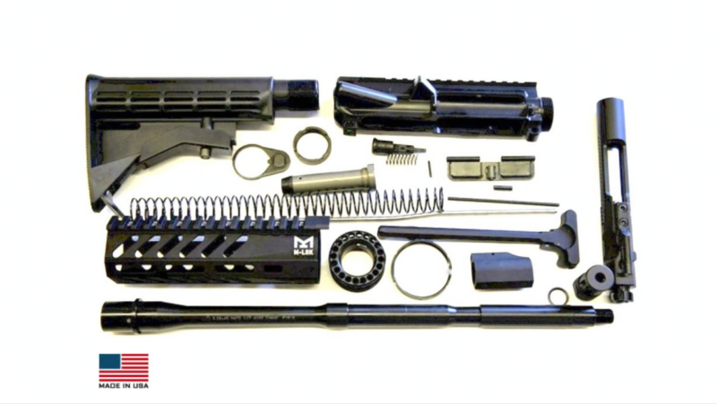 Ar 15 Builders Kit By Young Manufacturing Ar 15 Gun