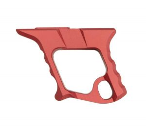 HALO AR-15 HANDSTOP (RED) - BY TYRANT DESIGNS