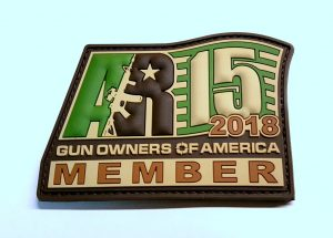 AR15GOA Member Patch - 2018