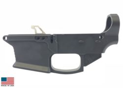 80% 9MM GLOCK MAG BILLET LOWER - BY KE ARMS