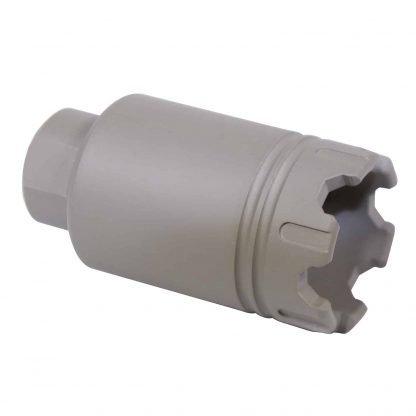 AR-15 MICRO 'TRIDENT' FLASH CAN WITH GLASS BREAKER (FLAT DARK EARTH) - BY GUNTEC